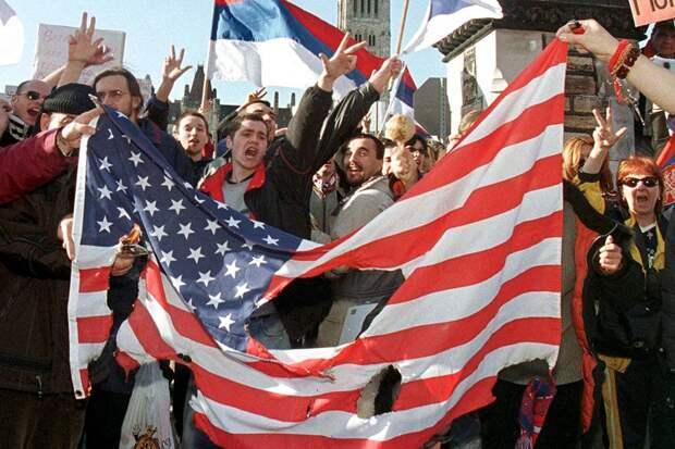 Западным стандартам нет! Сербия больше не держится за юбку западных стандартов