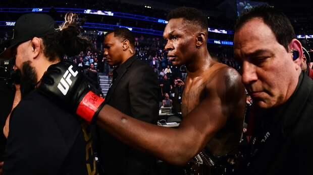 «Хочу титул UFC. Я это заслужил». Веттори бросил вызов Исраэлю Адесанье