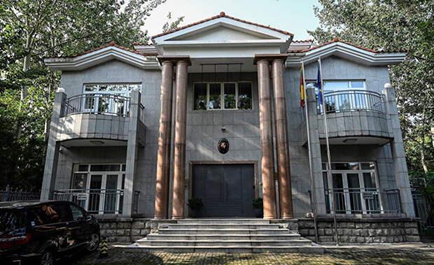 Гуаньча (Китай): МИД Литвы ответил на решение Китая отозвать посла из Литвы