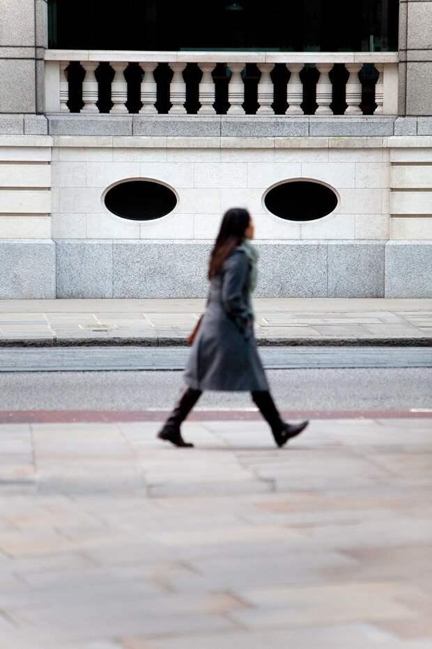 В Лондоне. Фотограф Ник Тёрпин