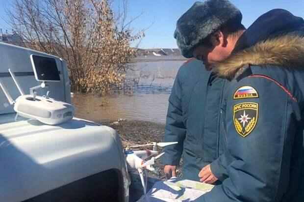 В Амурской области из-за паводка введен режим ЧС регионального уровня
