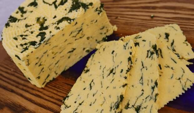 Мраморный домашний сыр: вкусно, полезно и много времени не потребуется