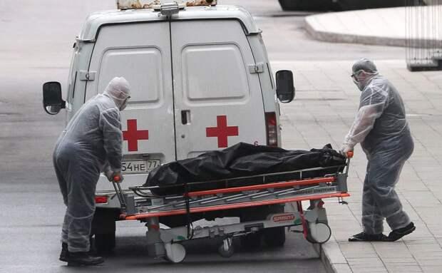 В России зафиксирован абсолютный рекорд по числу заражений и смертей из-за COVID-19