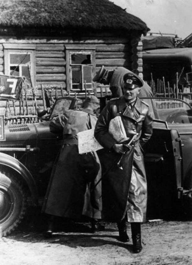 Фельдмаршал Федор фон Бок еще в ноябре 1941 года не питал иллюзий, что немцам удастся захватить Москву