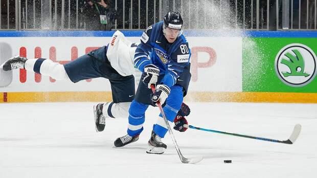 Финляндия обыграла сборную США на чемпионате мира