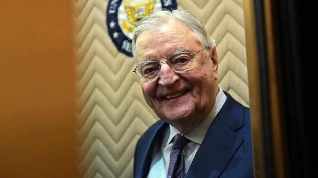 Умер бывший вице-президент США Уолтер Мондейл