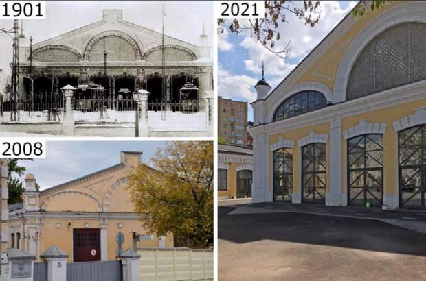 На Нижней Масловке в здании 19 века может открыться МФЦ