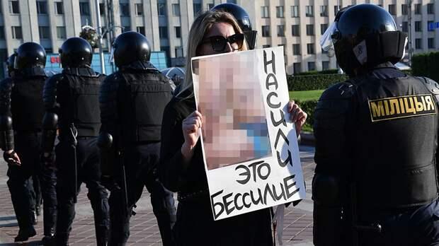 Домрачева после избиения брата в Белоруссии: «Бесполезно увольнять, арестовывать и дубасить людей на улицах»