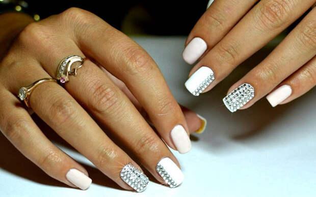 Ногти – они являются регулятором приема энергии.