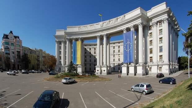 Старший дипломат посольства РФ в Киеве будет выслан из Украины