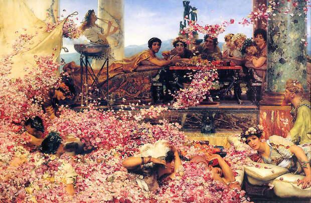 Римский император Гелиогабл, затмивший Калигулу своими выходками