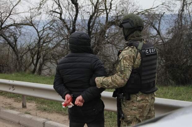 В Крыму задержали банду похитителей