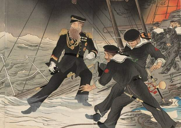 Единственная и роковая ошибка адмирала Макарова