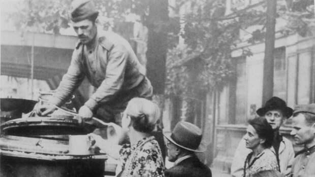 Минобороны России опубликовало архивные документы об освобождении Польши