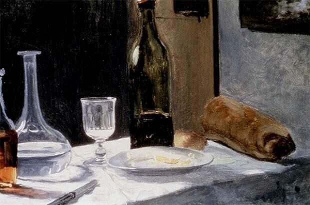 В молодости Клод Моне ненавидел пейзажи вообще и местного художника Эжена Будена в частности. Тем не менее за неимением других учителей, полгода Клод учился у Будена, после чего по инициативе наставника отправился в Париж вопреки мнению родителей. Там он