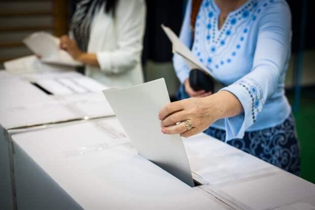 Жеребьевка по определению мест партий в бюллетене