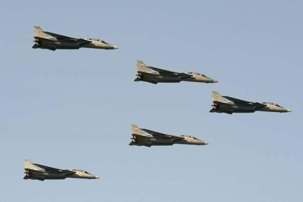 Военно-воздушные и аэрокосмические силы Ирана. Проблемы развития