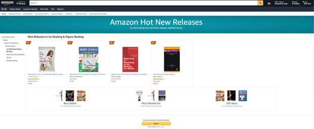 Биография Трусовой на английском языке возглавила топы Amazon в США и Японии