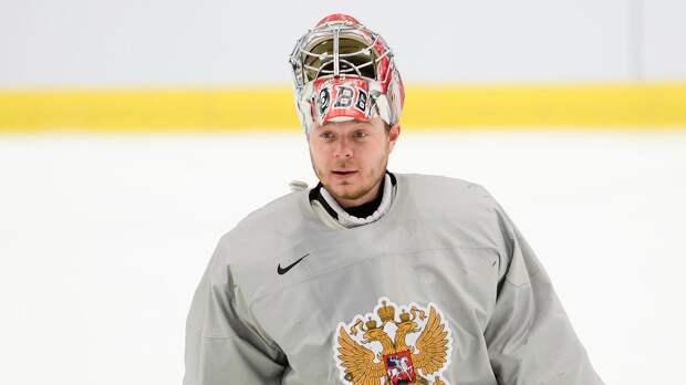 «Вот это было удивительно!» Как русский вратарь Худобин умудрился забить гол на юниорском чемпионате мира