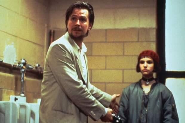 Кадр из фильма *Леон*, 1994 | Фото: dubikvit.livejournal.com