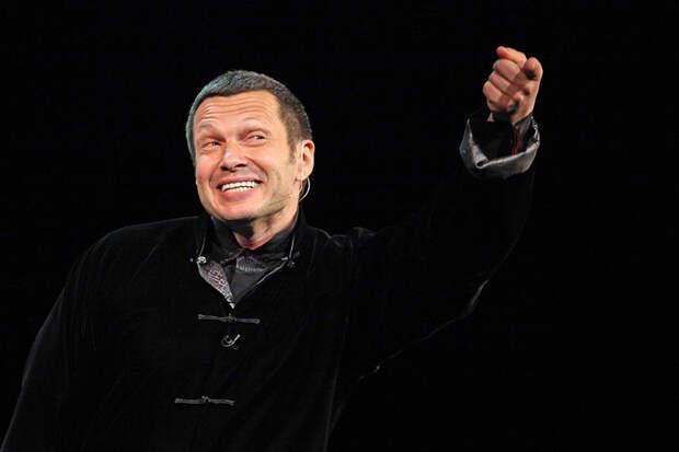 «Скрипаль 2.0 на ускоренной перемотке»: Соловьёв высказался о Навальном