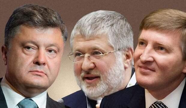 За показную «борьбу» Зеленского с олигархами перед США отдувается один Медведчук