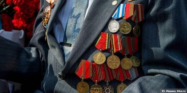 Собянин подписал распоряжение о матпомощи к годовщине Битвы под Москвой / Фото: Ю.Иванко, mos.ru