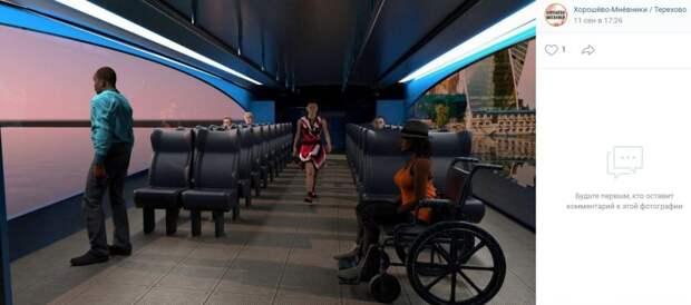 Фото дня: речные трамваи будущего