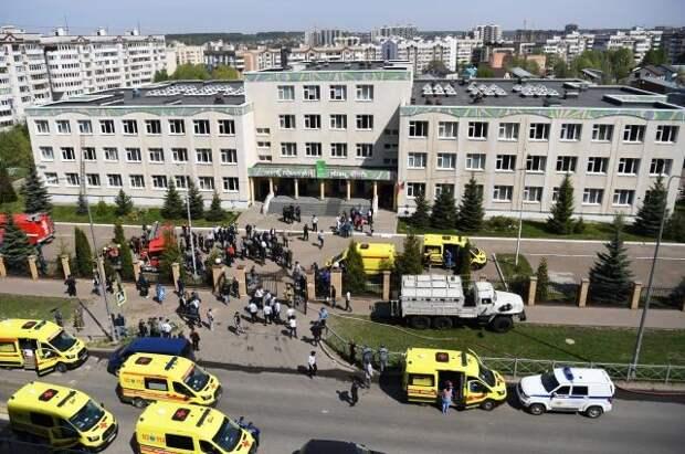 Директор казанской школы назвала причину отказа от охраны