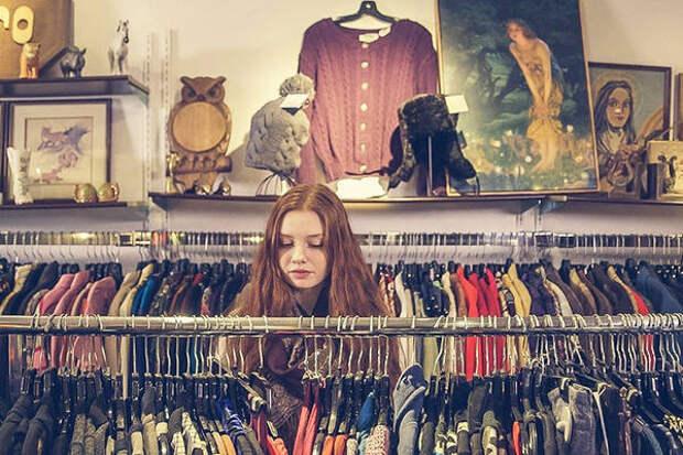 Дешево и сердито: Топ-5 лучших покупок в секонд-хенд
