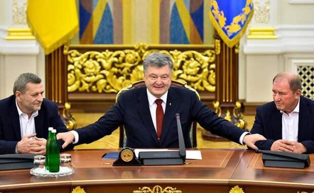 Порошенко: Я утоплю Путина и Крым