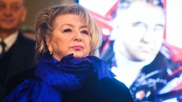 """Татьяна Тарасова рассказала, как ее """"ломает"""" тяжелая болезнь"""