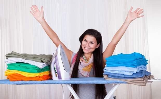 Почему я разрешила себе не  гладить постельное белье