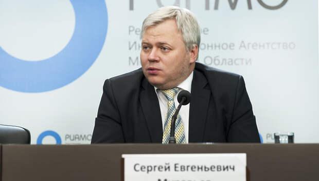Брифинг по развитию конкуренции в Московской области пройдет в понедельник в РИАМО