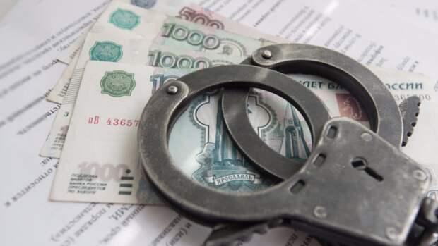 Суд избрал меру пресечения для вымогавшего деньги с сотрудников ФСИН следователя