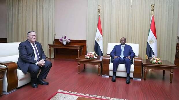 США предложили за $330 млн исключить Судан из списка стран — спонсоров терроризма