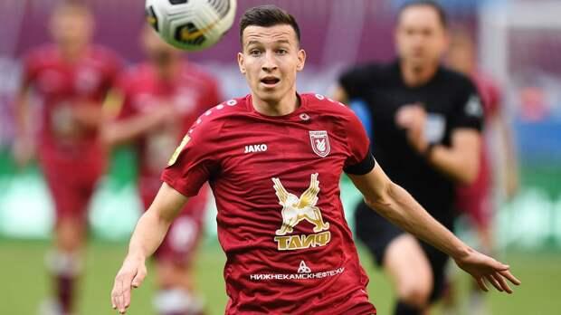 Гол футболиста «Рубина» Макарова «Зениту» признан лучшим в прошедшем сезоне РПЛ