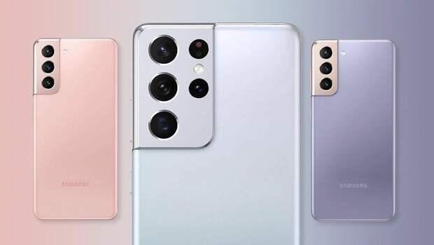 Стали известны характеристики камер всей линейки Samsung Galaxy S21