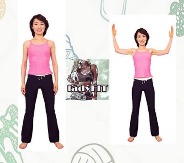 1) коллаж для канала ladyFIT
