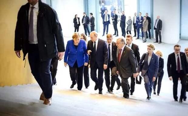 Поговорили обо всем кроме мира: итоги встречи по Ливии в Берлине