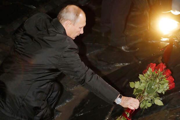 Путин раскрыл Путина. Круг замкнулся