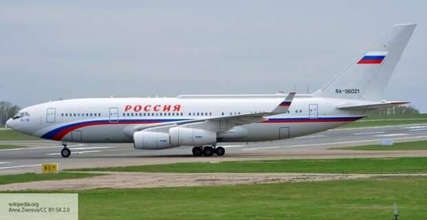 Американские СМИ отыскали «золотой унитаз» в «летающем Кремле» Путина