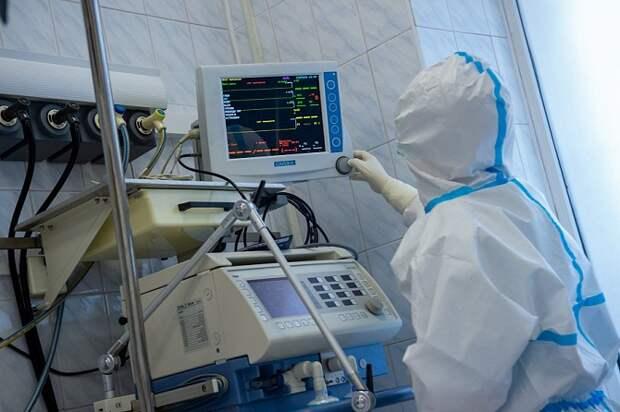 В Краснодарском крае умерли еще два ковид-пациента