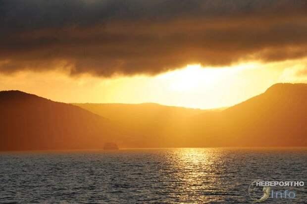 Взрыв на острове Белл