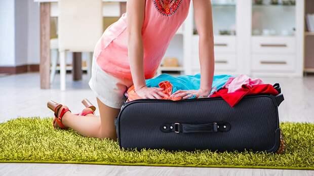 Почти половина россиян забывает вещи при подготовке к путешествию