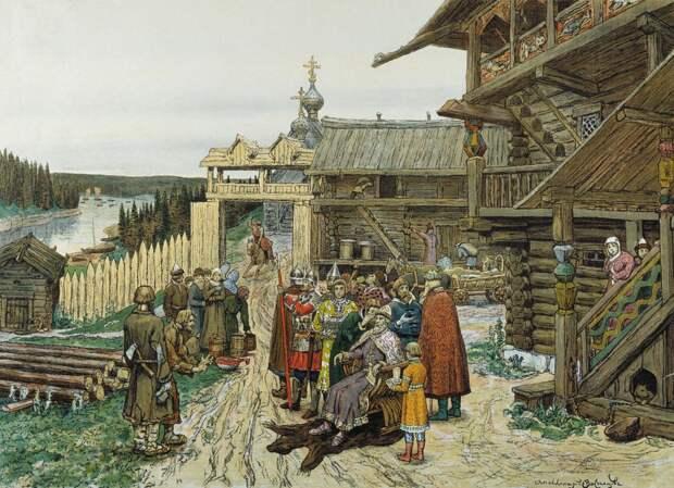 Элитарные погребения эпохи Древней Руси