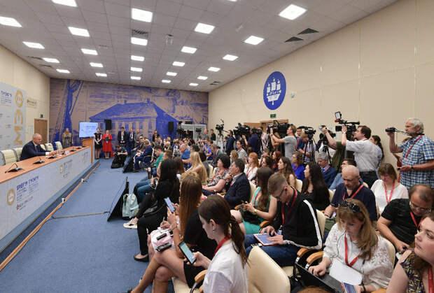 Опубликована деловая программа Петербургского экономического форума