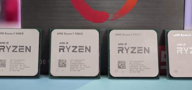 AMD представила новые производительные процессоры для настольных ПК