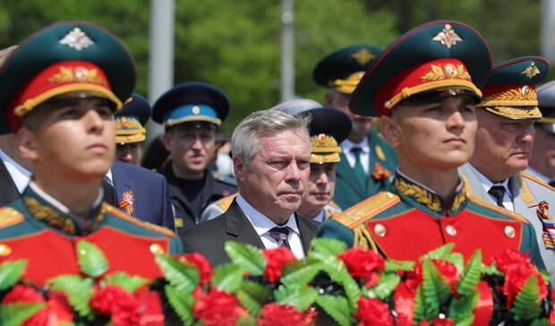 Голубев попал вчисло российских губернаторов сосредним влиянием