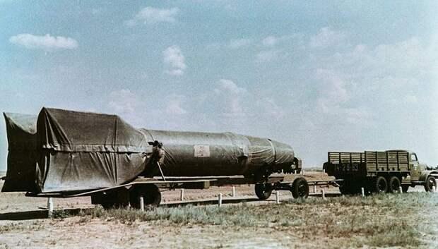 Ракета ГР-1: как СССР планировал атаковать США через Антарктиду